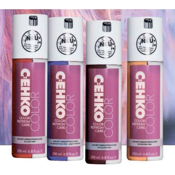 Кондиционер C:EHKO Color Refresh Care (Для рыжего оттенка волос) бальзам c ehko care extension intensive care balsam fluid plus 50 мл