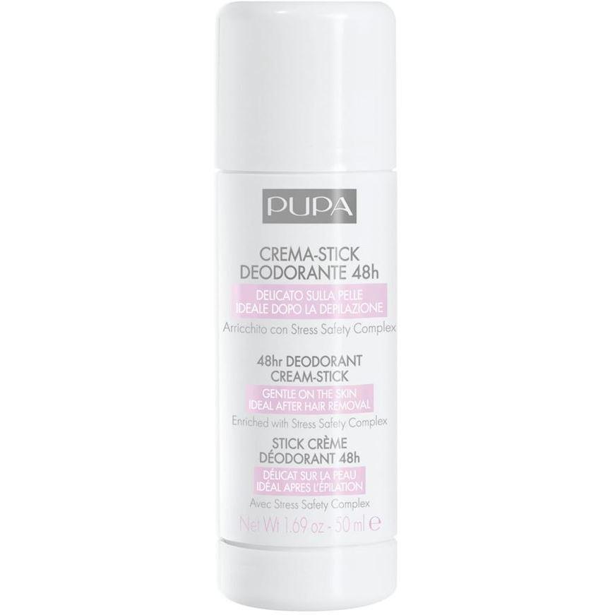Дезодорант Pupa 48HR Deodorant Cream-Stick  50 мл дезодорант ролл 48 часов для женщин lavilin 65 мл hlavin