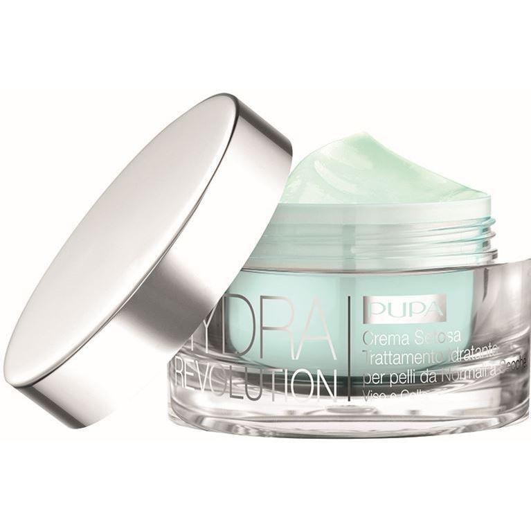 Крем Pupa Hydra Revolution Silky Cream Moisturizing Treatment For Normal To Dry Skin Face & Neck 50 мл маска missha procure hydro moisturizing treatment объем 150 мл