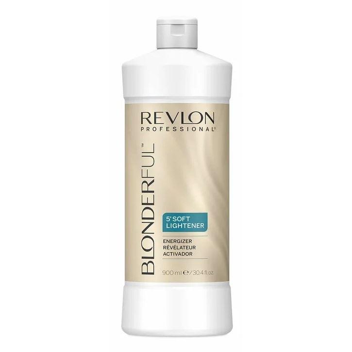 Оксидант Revlon Professional Blonderful Soft Lightener Energizer  900 мл подставка 900 мл ens подставка 900 мл
