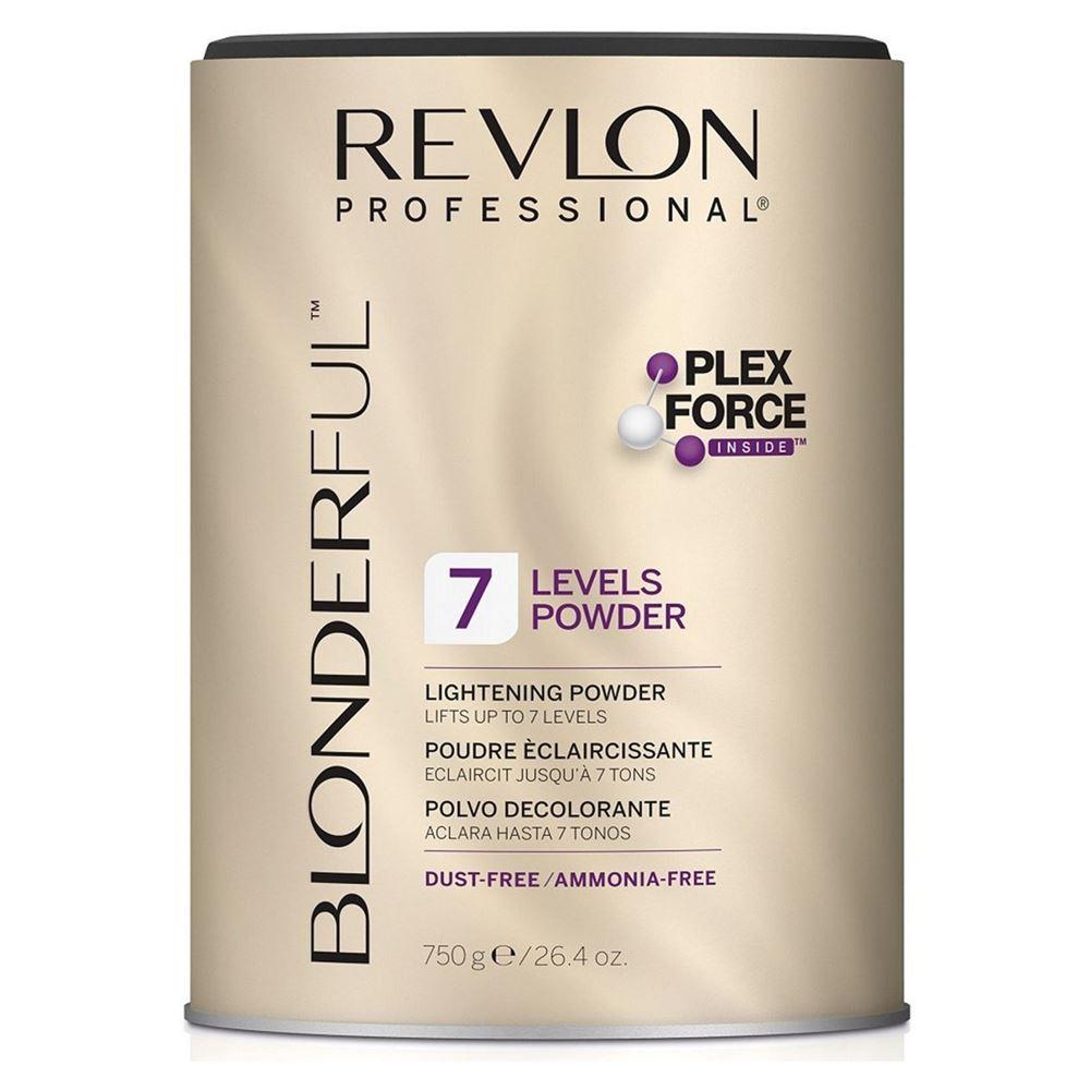 Краска для волос Revlon Professional Blonderful 7 Lightening Powder 750 мл клей пена монтажная makrofix полиуретановая для блоков 750 мл