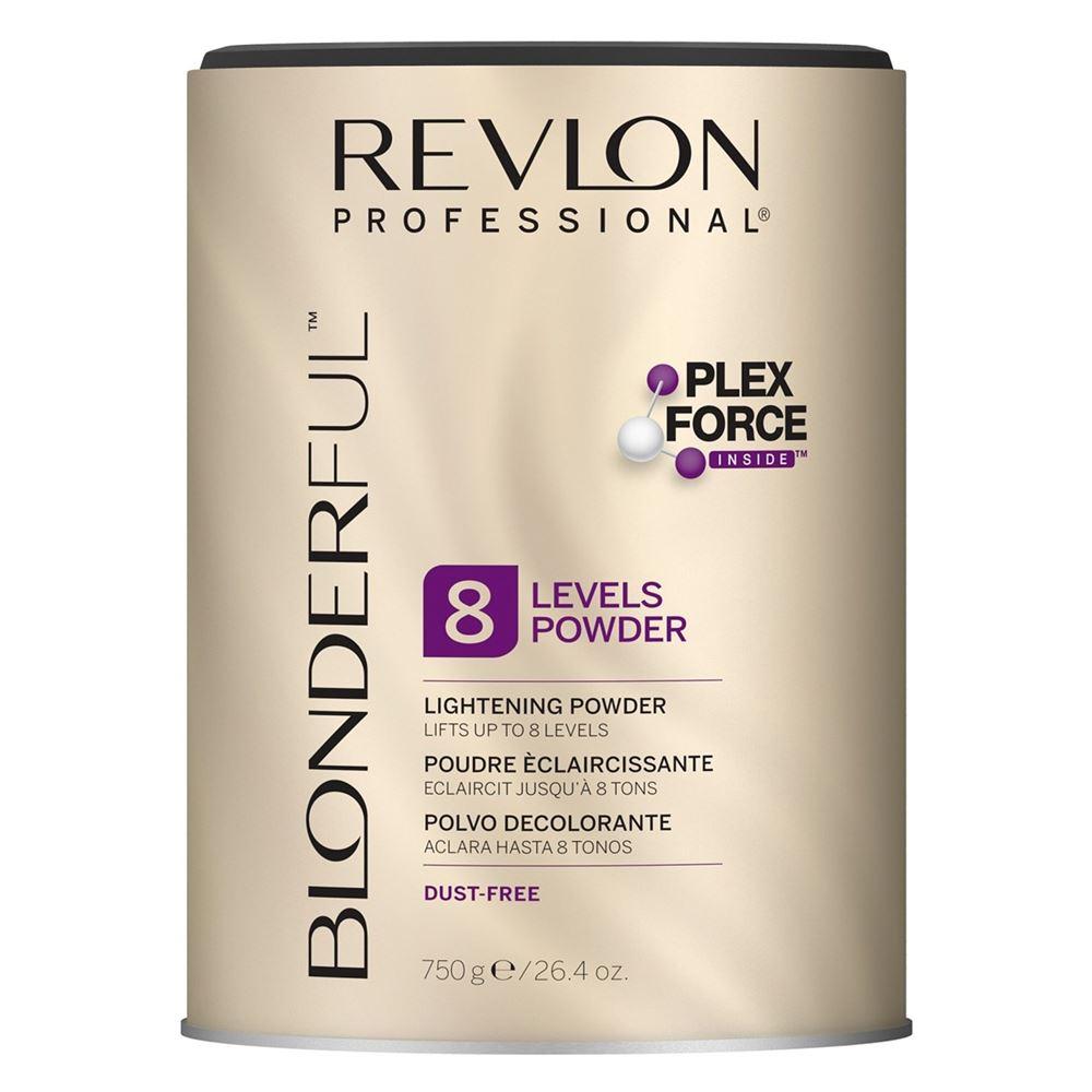 Краска для волос Revlon Professional Blonderful 8 Lightening Powder 750 мл mac splash and last pro longwear powder устойчивая компактная пудра dark tan