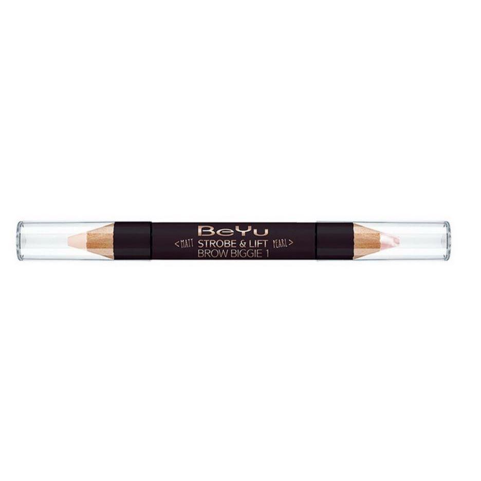 Карандаши BeYu Strobe & Lift Brow Biggie  (1) benefit high brow карандаш под бровь high brow карандаш под бровь
