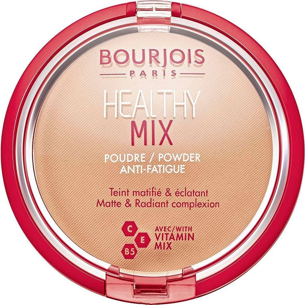 Пудра Bourjois Healthy Mix Poudr  (4) пудра