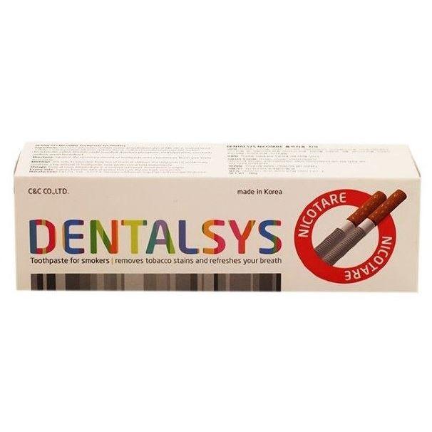 Зубная паста KeraSys Dentalsys Nicotare 130 мл табакерки для нюхательного табака