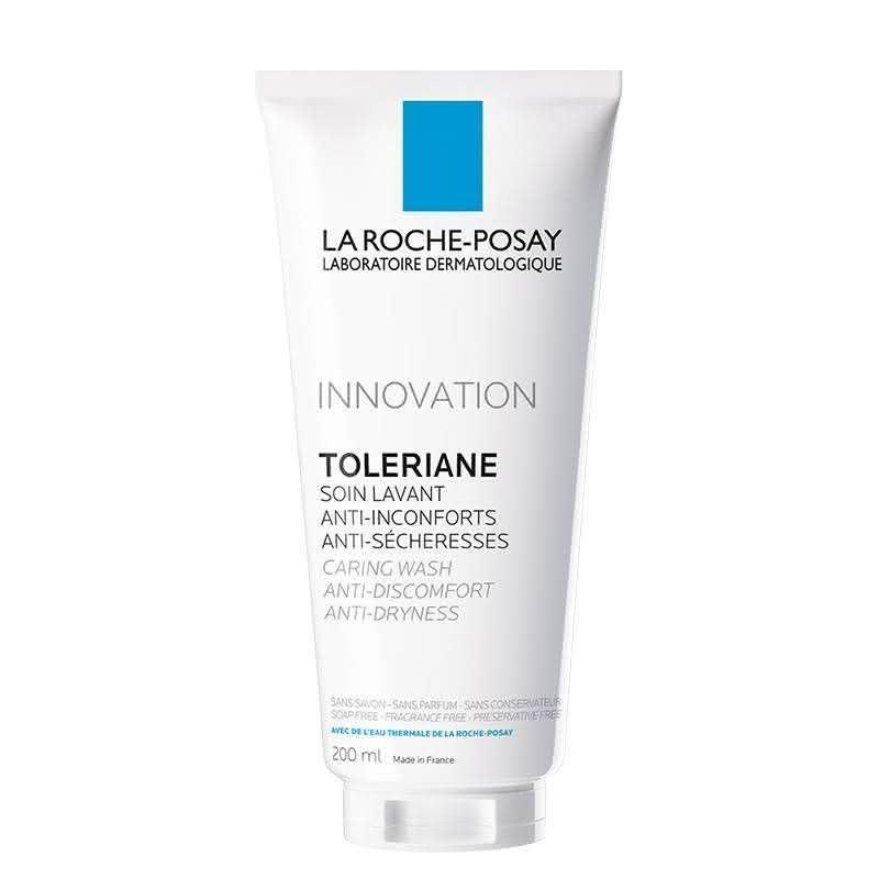 Гель La Roche Posay Toleriane Caring Wash Anti-Discomfort 400 мл la roche posay очищающий мицеллярный гель для лица rosaliac 195 мл
