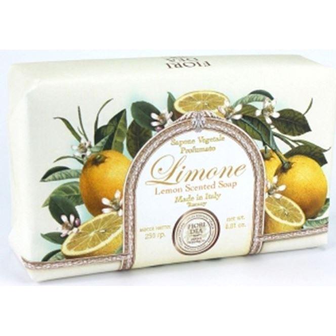 Мыло Fiori Dea Lemon Scented Soap (250 г) fiori