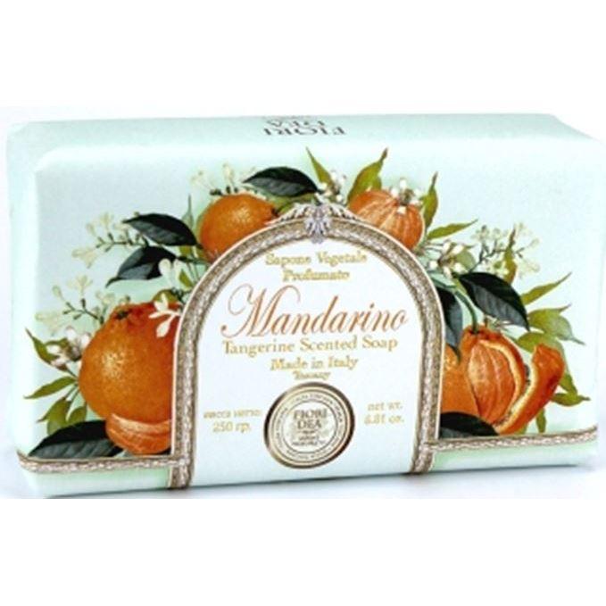 Мыло Fiori Dea Tangerine Scented Soap (250 г) fiori