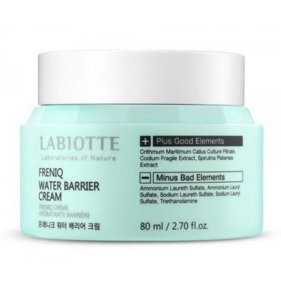 Крем Labiotte Freniq Water Barrier Cream 80 мл labiotte marryeco relaxing hand cream with cornflower крем для рук с экстрактом василька 50 мл