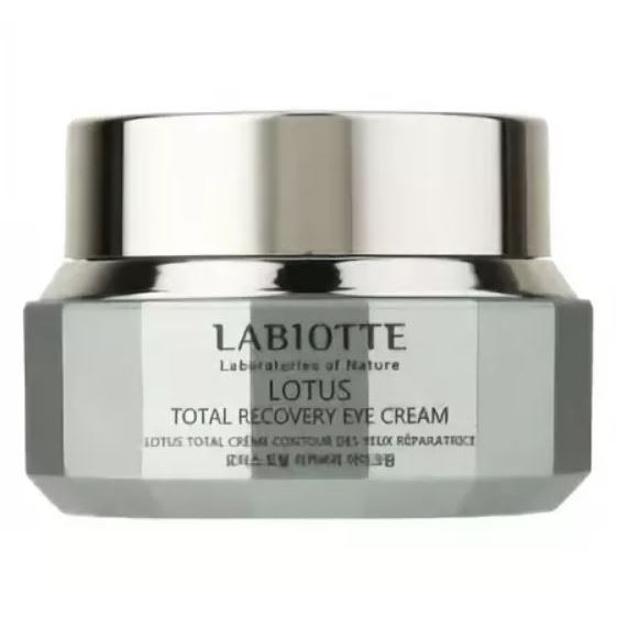 Крем Labiotte Lotus Total Recovery Eye Cream 30 мл labiotte marryeco relaxing hand cream with cornflower крем для рук с экстрактом василька 50 мл