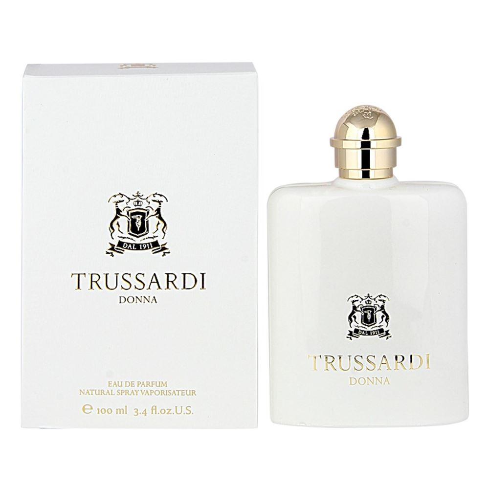Парфюмированная вода Trussardi Donna Trussardi  100 мл бокс рский мешок не наполненный