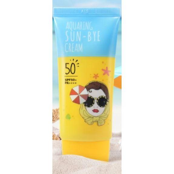 Крем Baviphat Urban City Aquaring Sun-Bye Cream SPF50+ PA++++ (50 г) тональный крем tony moly triple water proof perfection bb cream spf50 pa 50 г