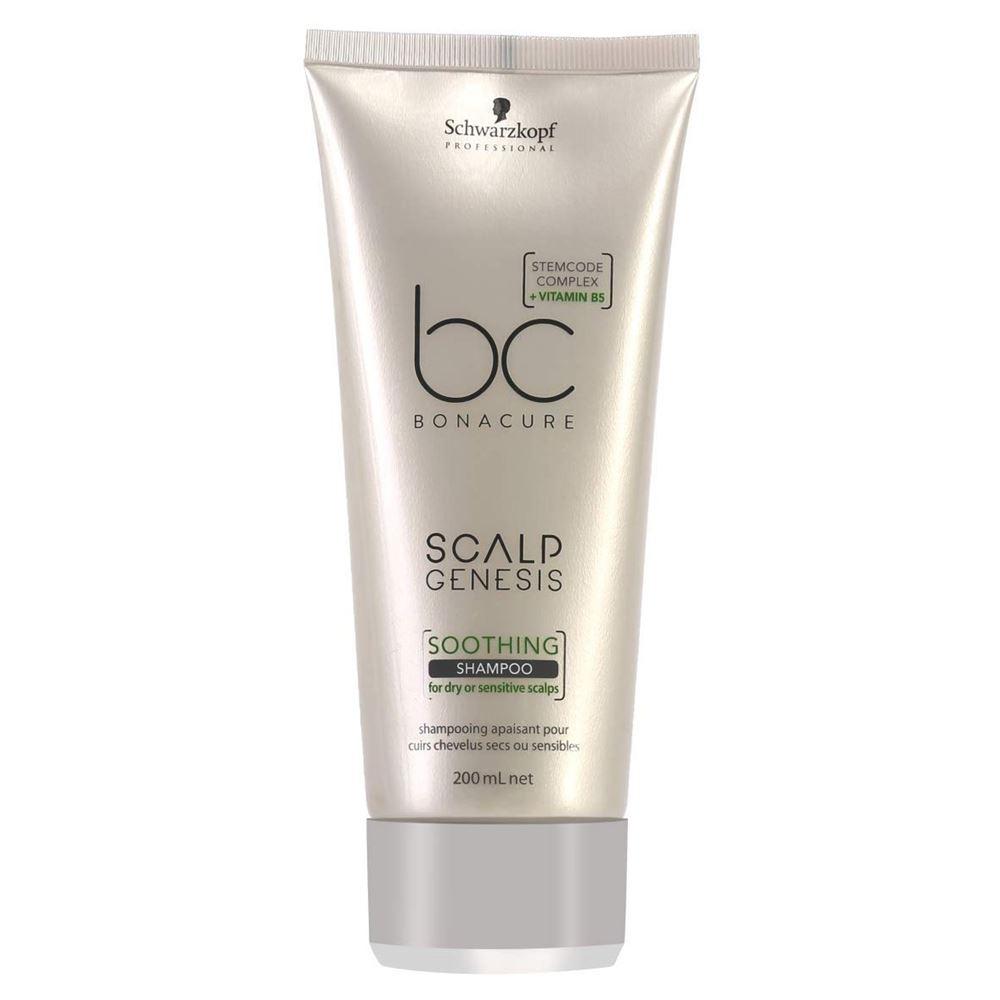 Шампунь Schwarzkopf Professional Scalp Genesis. Soothing Shampoo 200 мл kerarganic органический шампунь для укрепления волос scalp