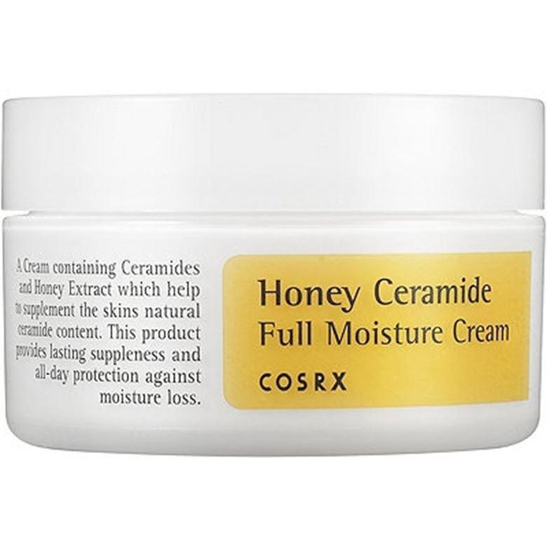Крем Cosrx Honey Ceramide Full Moisture Cream 50 мл the yeon canola honey silky hand cream крем для рук с экстрактом меда канола 50 мл
