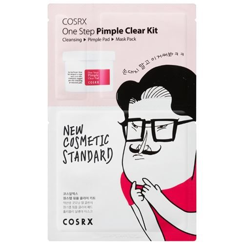 Гель Cosrx One Step Pimple Clear Kit (1 шт) гель cosrx one step pimple clear kit 1 шт