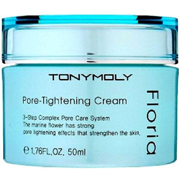Крем Tony Moly Floria Pore-Tightening Cream 50 мл маска tony moly тканевые маски pureness 100 mask sheet tony moly