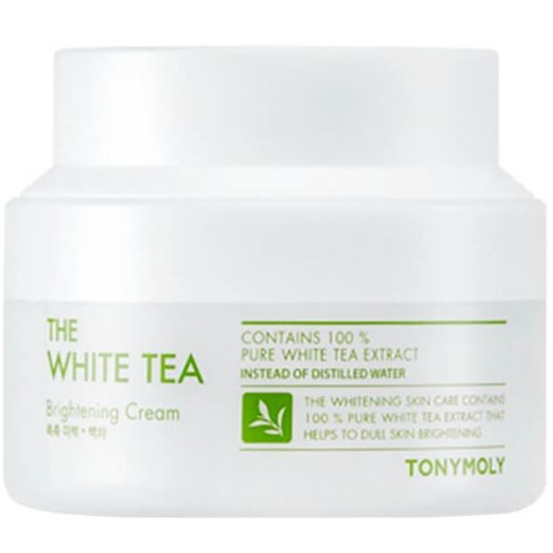 Крем Tony Moly The White Tea Brightening Cream 60 мл the merchant of venice white tea туалетная вода 50 мл