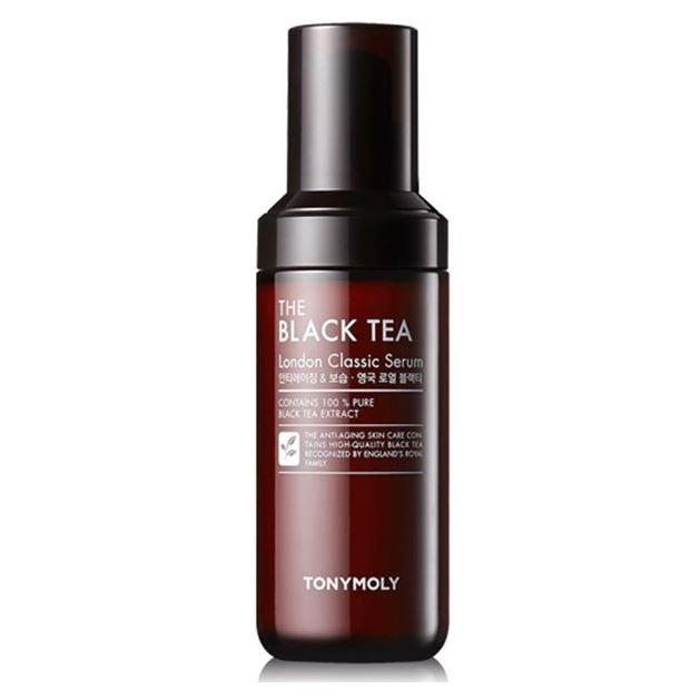 Сыворотка Tony Moly The Black Tea London Classic Serum 55 мл спонж tony moly water latex free sponge 1 шт