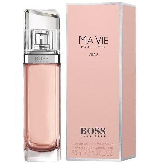 Туалетная вода Hugo Boss Boss Ma Vie L'Eau 50 мл hugo boss boss ma vie florale парфюмерная вода спрей 50 мл