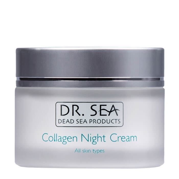 Крем Dr. Sea Collagen Night Cream 50 мл