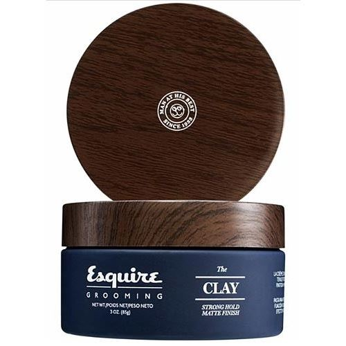 Воск CHI Esquire Grooming Clay Strong Hold Matte Finish (85 г) масса для лепки candy clay набор круассан