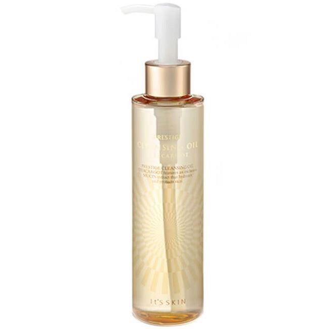 Масло It s Skin Prestige Cleansing Oil D'escargot 155 мл it s skin успокаивающеегидрофильное