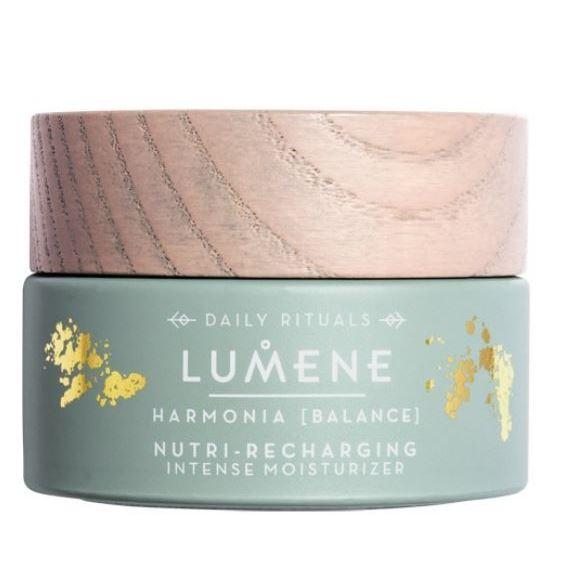 Крем Lumene Harmonia Nutri-Recharging Intense Moisturizer 50 мл крем lumene harmonia nutri recharging skin saviour balm объем 30 мл