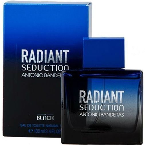 Туалетная вода Antonio Banderas Radiant Seduction In Black 100 мл туалетная вода antonio banderas seduction in black объем 50 мл вес 100 00