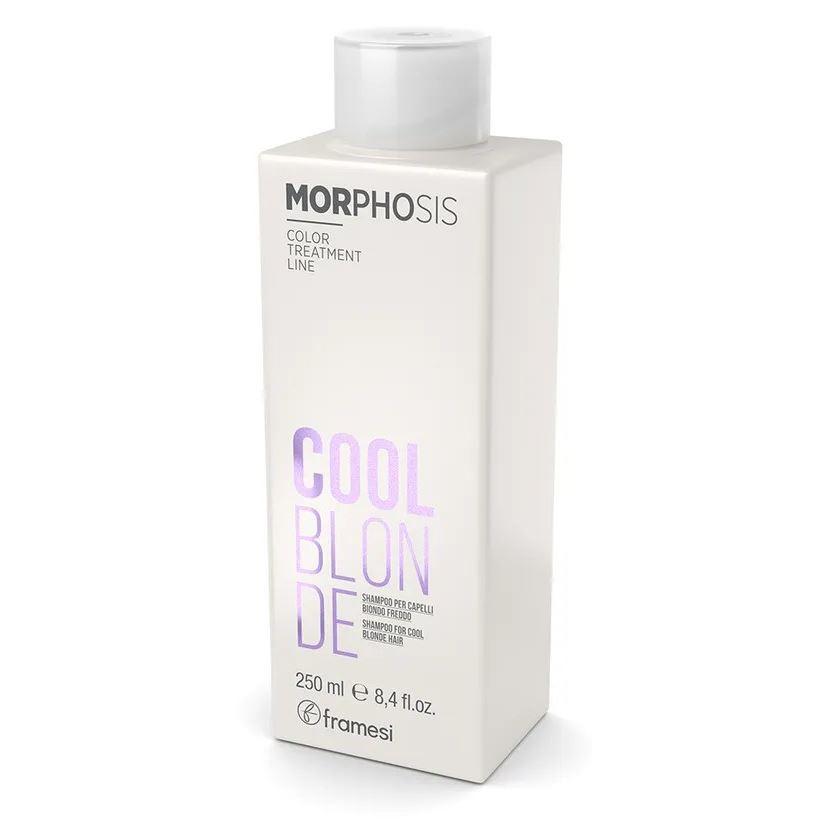 Шампунь Framesi Cool Blonde Shampoo 250 мл шампунь nouvelle every day herb shampoo 250 мл