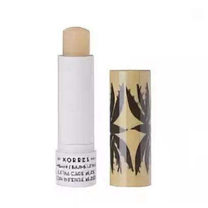 Бальзам Korres Aloe Lip Butter Stick 5 мл payot hydra 24 увлажняющий бальзам стик для губ 4 мл