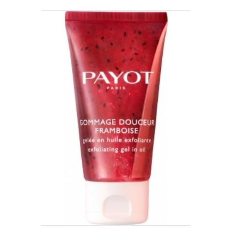 Гель Payot Gommage Douceur Framboise 50 мл отшелушивающий гоммаж для сияния кожи muse illuminating gommage шаг 3