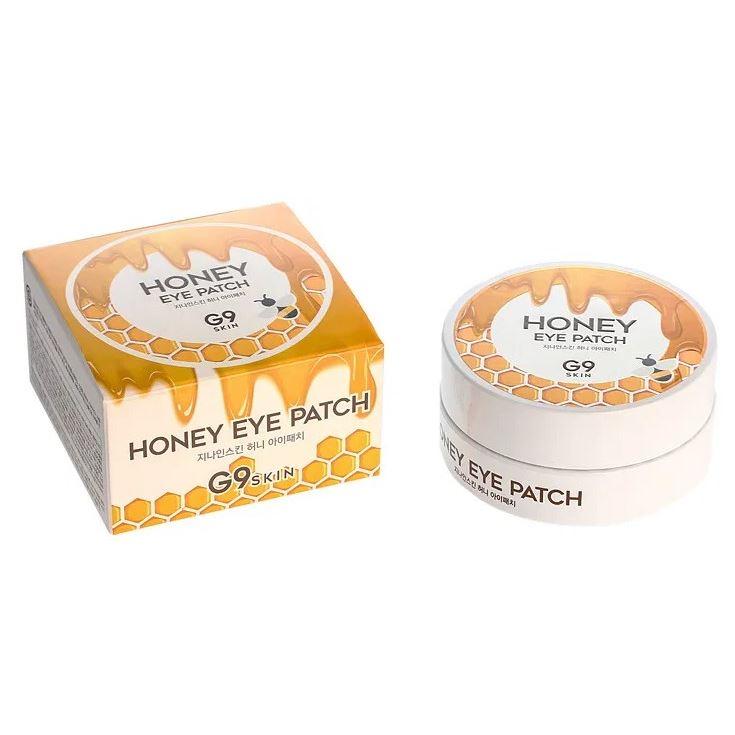 Маска Berrisom G9 SKIN Honey Eye Patch (60 шт) beauugreen патчи гидрогелевые для глаз с экстрактом морского огурца и пудрой черного жемчуга hydrogel sea cucumber