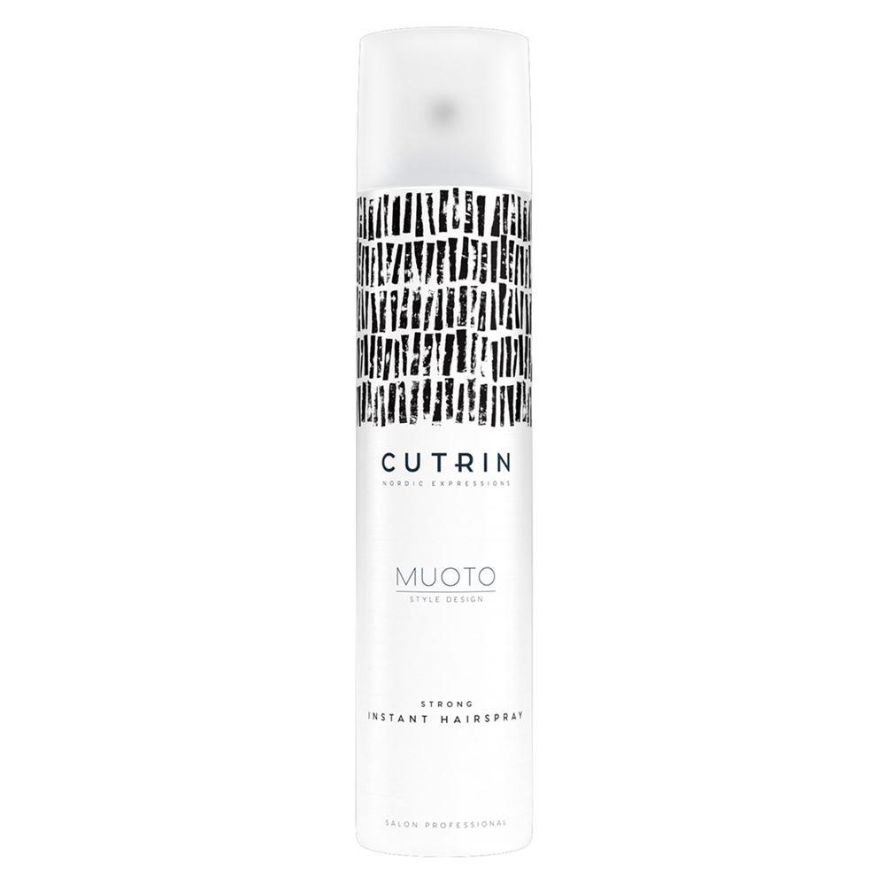Лак Cutrin Strong Instant Hairspray  300 мл лак framesi by extreme hold hairspray 500 мл