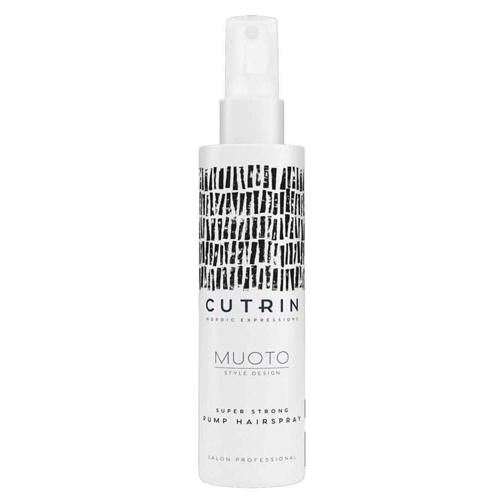 Лак Cutrin Super Strong Pump Hairspray 300 мл лак framesi by extreme hold hairspray 500 мл