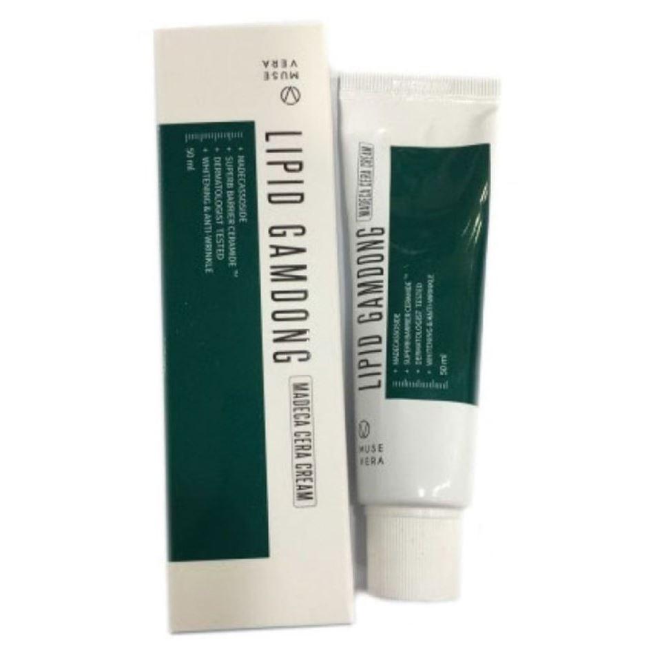 Крем Deoproce Lipid Gamdong Madeca Vita Cream 50 мл лосьон deoproce coenzyme q10 firming lotion