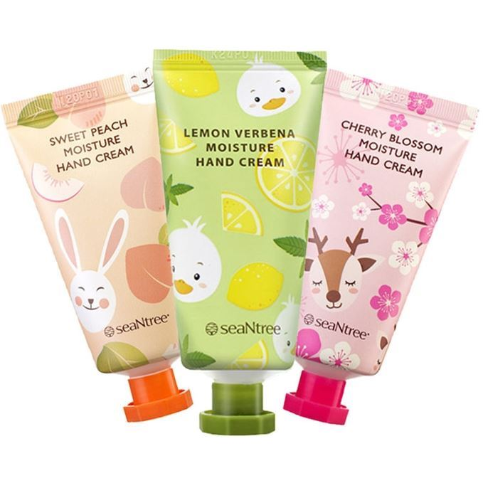 Крем SeaNtree Moisture Hand Cream (Sweet Peach) mavala hand cream крем для рук hand cream крем для рук