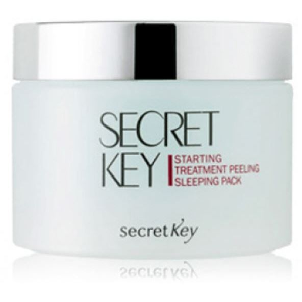 Маска Secret Key Starting Treatment Peeling Sleeping Pack (100 г) маска secret key starting treatment mask pack 1 шт
