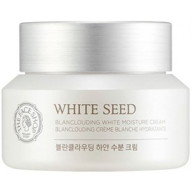 Крем The Face Shop White Seed Blanclouding White Moisture Cream 50 мл suttons seed семена в украине
