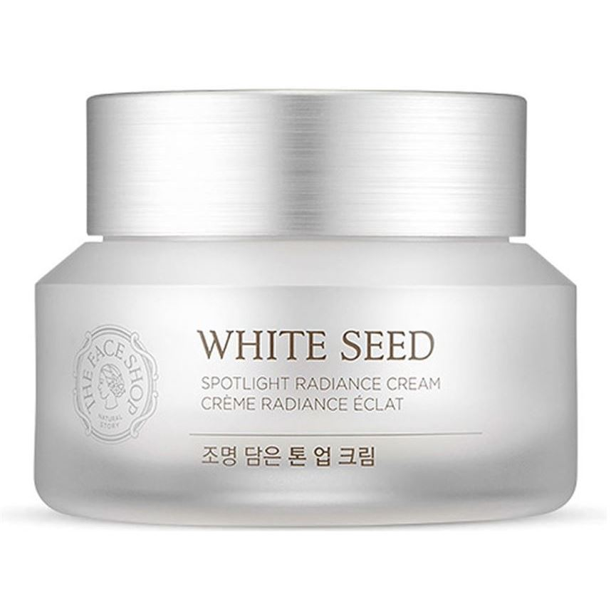 Крем The Face Shop White Seed Spotlight Radiance Cream 50 мл suttons seed семена в украине