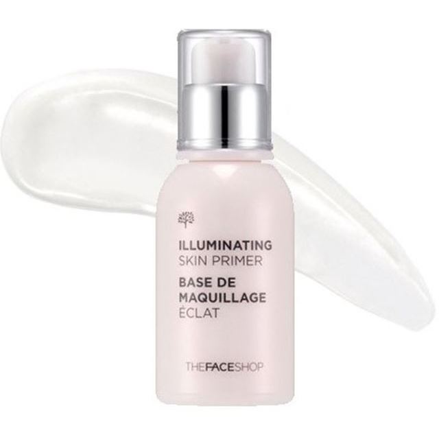 База под макияж The Face Shop Illuminating Skin Primer (30 г) база под макияж isadora under cover face primer 30 мл