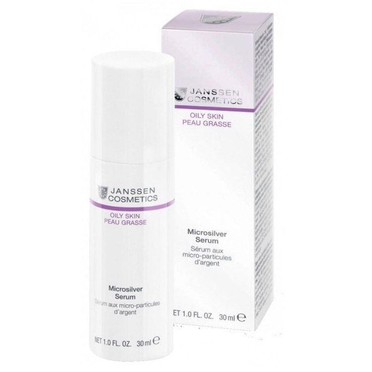 Сыворотка Janssen Cosmetics Microsilver Serum 50 мл