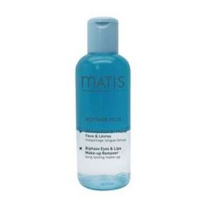 Лосьон Matis Biphase Eyes & Lips Make-up Remover недорого