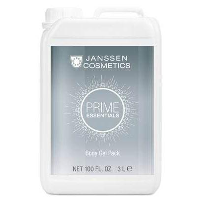 Гель Janssen Cosmetics Prime Essentials Body Gel Pack 3000 мл лосьон janssen cosmetics body lotion vinesse 50 мл