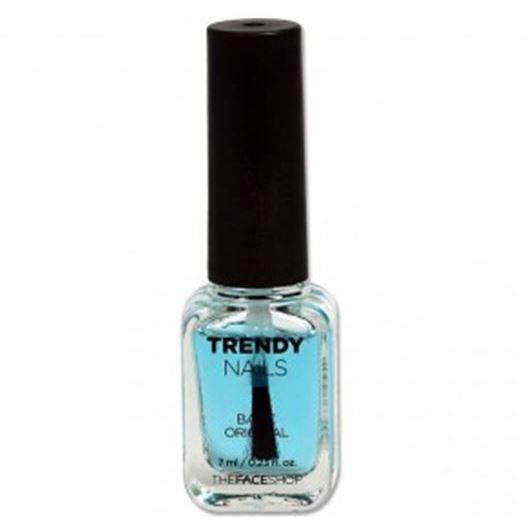 Лак для ногтей The Face Shop Trendy Nails Top Coat 7 мл