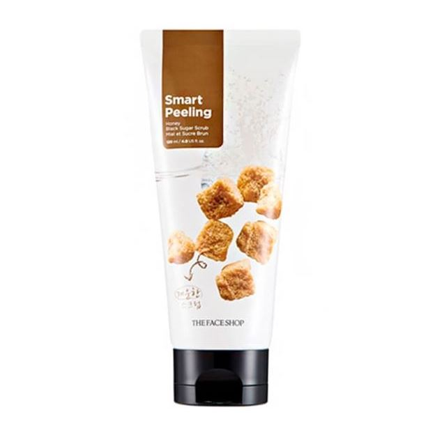 Пилинг The Face Shop Smart Peeling Honey Black Sugar Scrub 120 мл жидкость maxwells black honey 0мг 30мл