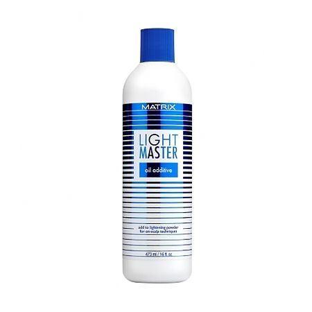 Краска для волос Matrix Light Master Oil Additive 473 мл степлер мебельный matrix master 40901