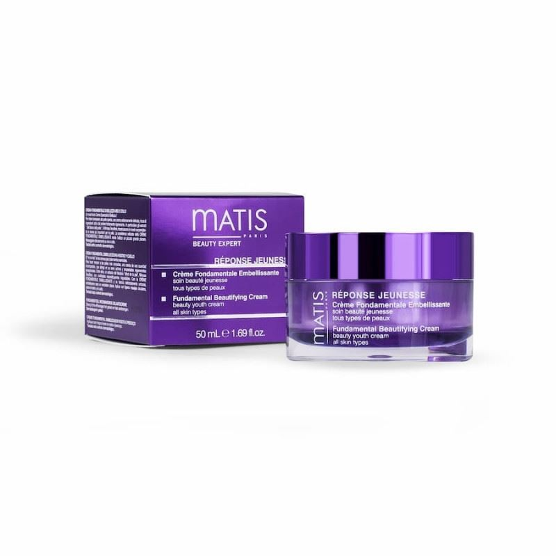 Крем Matis Fundamental Beautifying Cream 50 мл крем matis reponse jeunesse fundamental beautifying cream объем 50 мл