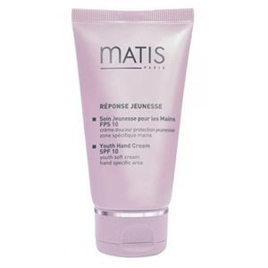 Крем Matis Youth Hand Cream SPF 10 50 мл the yeon canola honey silky hand cream крем для рук с экстрактом меда канола 50 мл