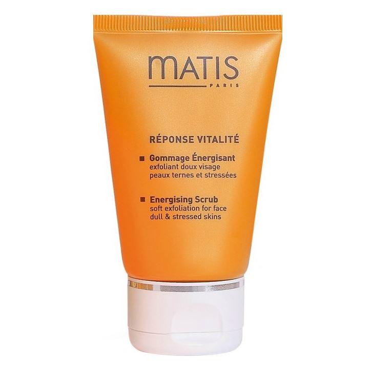 Пилинг Matis Energising Scrub matis reponse vitalite energising lotion объем 200 мл