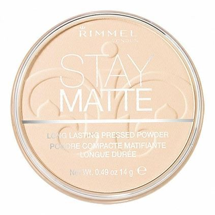 Пудра Rimmel Stay Matte Pressed Powder (006) mac next to nothing powder pressed компактная пудра medium dark